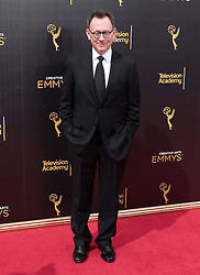 .Michael Emerson  attends  2016 Creative Arts Emmy Awards - Day 1 at  Microsoft Theater on September 10th, 2016  in Los Angeles, California.Photo:Tony Lowe/Globephotos