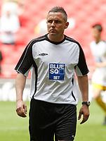 Photo: Steve Bond/Richard Lane Photography. <br />Ebbsfleet United v Torquay United. The FA Carlsberg Trophy Final. 10/05/2008. Torquay manager Paul Buckle