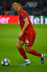 November 6, 2019, Munich, Germany: Ivan Perisic from Bayern seen in action during the UEFA Champions League group B match between Bayern and Olympiacos at Allianz Arena in Munich. (Credit Image: © Bruno De Carvalho/SOPA Images via ZUMA Wire)
