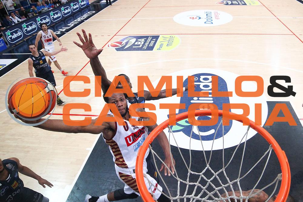 Marquez Haynes<br /> Dolomiti Energia Aquila Basket Trento - Umana Reyer Venezia <br /> Lega Basket Serie A 2016/17 Finali Gara 03<br /> Trento, 14/06/2017<br /> Foto Ciamillo-Castoria / M. Brondi