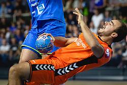 Ivo Steins of Nederland during friendly handball match between Slovenia and Nederland, on October 25, 2019 in Športna dvorana Hardek, Ormož, Slovenia. Photo by Blaž Weindorfer / Sportida