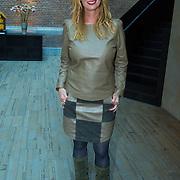 NLD/Amsterdam/20130916 -  Modeshow Jos Raak in het Conservatorium hotel, Patty Zomer