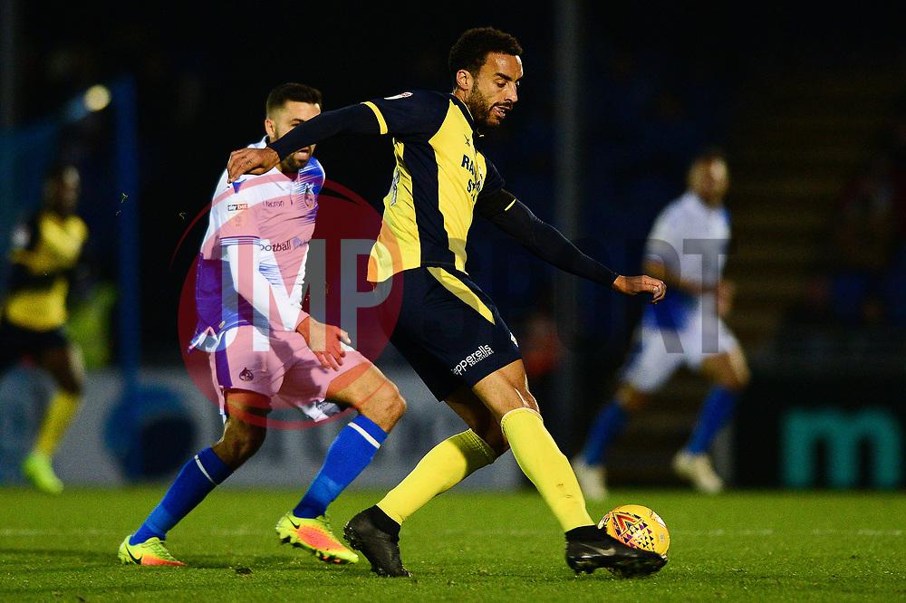 - Mandatory by-line: Dougie Allward/JMP - 17/11/2018 - FOOTBALL - Memorial Stadium - Bristol, England - Bristol Rovers v Scunthorpe United - Sky Bet League One