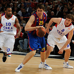 20100507: FRA, Euroleague Final Four Paris 2010, Regal Barcelona vs CSKA Moscow