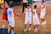 DESCRIZIONE : Bormio Torneo Internazionale Maschile Diego Gianatti Italia Polonia <br /> GIOCATORE : Marco Mordente Team Italia Team Italy <br /> SQUADRA : Nazionale Italia Uomini Italy <br /> EVENTO : Raduno Collegiale Nazionale Maschile <br /> GARA : Italia Polonia Italy Poland <br /> DATA : 31/07/2008 <br /> CATEGORIA : Esultanza <br /> SPORT : Pallacanestro <br /> AUTORE : Agenzia Ciamillo-Castoria/S.Silvestri <br /> Galleria : Fip Nazionali 2008 <br /> Fotonotizia : Bormio Torneo Internazionale Maschile Diego Gianatti Italia Polonia <br /> Predefinita :