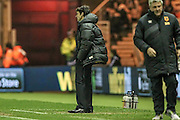 Aitor Karanka (Middlesbrough) during the Sky Bet Championship match between Middlesbrough and Hull City at the Riverside Stadium, Middlesbrough, England on 18 March 2016. Photo by Mark P Doherty.