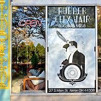Rubber City Hair
