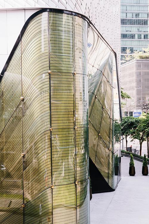 Entrance to Park Hyatt Bangkok