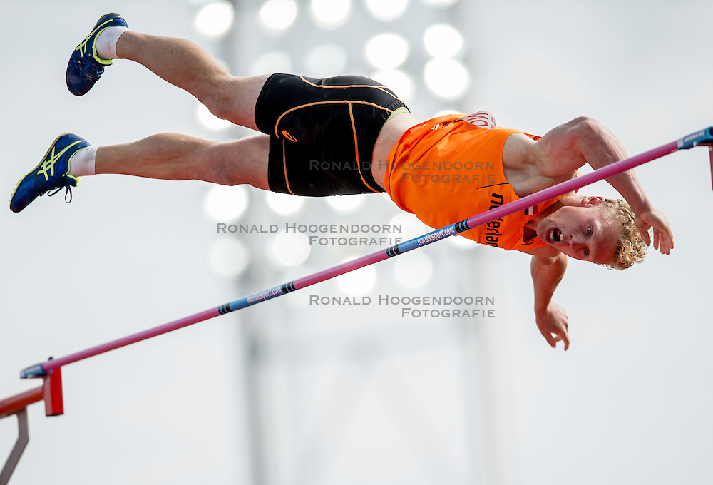 06-07-2016 NED: European Athletics Championships, Amsterdam<br /> Menno Vloon NED