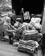 Africa Concern Loading Baskets.11/11/1971