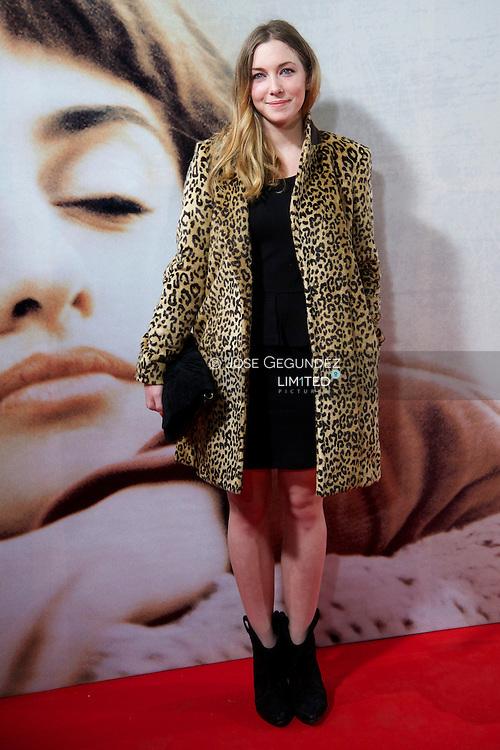 Natalia Rodriguez attends 'Venuto Al Mondo' Premiere at Capitol Cinema in Madrid
