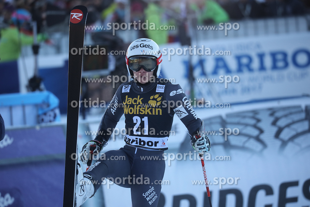 Adeline Baud Mugnier (FRA) during 6th Ladies' Giant slalom at 53rd Golden Fox - Maribor of Audi FIS Ski World Cup 2015/16, on January 7, 2017 in Pohorje, Maribor, Slovenia. Photo by Marko Vanovsek / Sportida