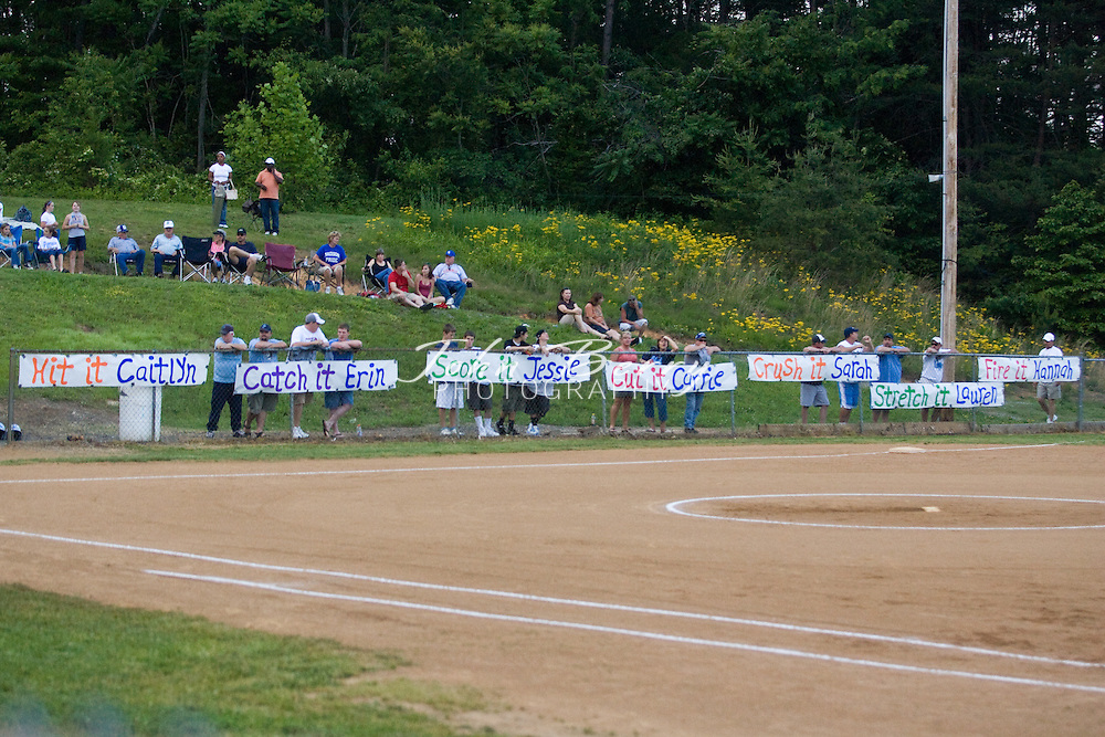 MCHS Varsity Softball .vs Page .Region B Quarter Finals .5/26/2008..