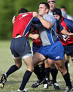Match 10, Armed Forces Rugby Championship, 26 Oct 06, USAF (39) vs. USCG (3)