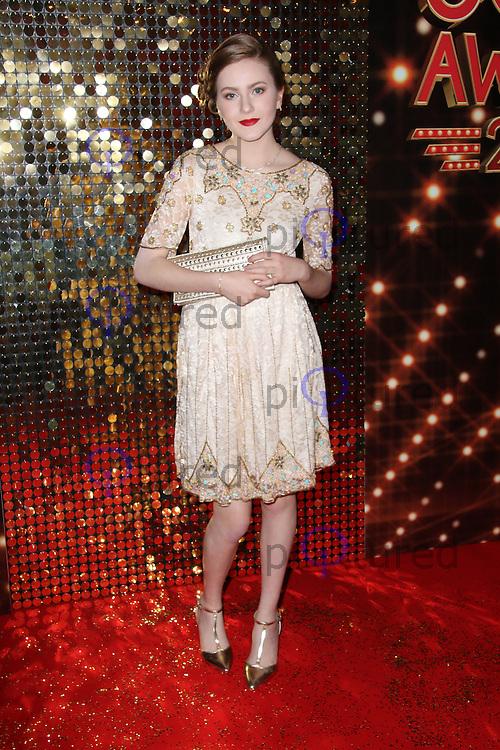 Persephone Swales Dawson, British Soap Awards, Hackney Empire, London UK, 24 May 2014, Photo by Richard Goldschmidt
