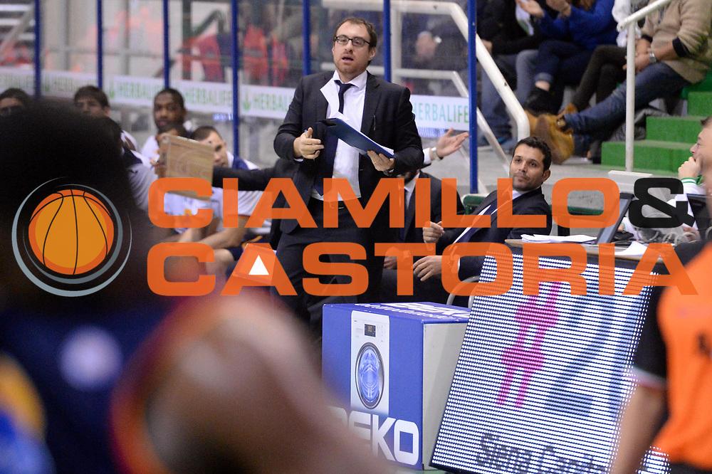 DESCRIZIONE : Siena Lega serie A 2013/14 Montepaschi Siena Acea Virtus Roma<br /> GIOCATORE : Francesco Carotti<br /> CATEGORIA : Delusione<br /> SQUADRA : Acea Virtus Roma<br /> EVENTO : Campionato Lega Serie A 2013-2014<br /> GARA : Montepaschi Siena Acea Virtus Roma<br /> DATA : 15/12/2013<br /> SPORT : Pallacanestro<br /> AUTORE : Agenzia Ciamillo-Castoria/GiulioCiamillo<br /> Galleria : Lega Seria A 2013-2014<br /> Fotonotizia : Siena Lega serie A 2013/14 Montepaschi Siena Acea Virtus Roma<br /> Predefinita :