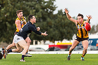 Saturday 11 June 2016<br /> <br /> 2016 Peter Jackson VFL Season<br /> <br /> Round 10<br /> Box Hill Hawks vs Northern Blues <br /> Box Hill City Oval<br /> <br /> #PJVFL #WeMarchNorth<br /> <br /> Photo Credit: Tim Murdoch/Tim Murdoch Photography