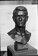 Bust of Michael Collins.11/02/1970