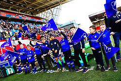 Flag Bearers - Rogan/JMP - 08/03/2020 - RUGBY UNION - Ashton Gate Stadium - Bristol, England - Bristol Bears v Harlequins - Gallagher Premiership Rugby.