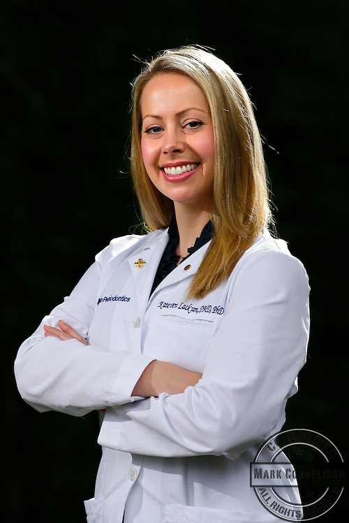 Kate von Lackum, DMD, PhD, Modern Periodontics  on Tuesday August 5, 2014 in Lexington, KY. Photo by Mark Cornelison