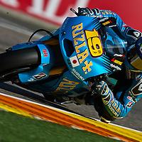 2011 MotoGP World Championship, Round 18, Valencia, Spain, 6 November 2011, Alvaro Bautista