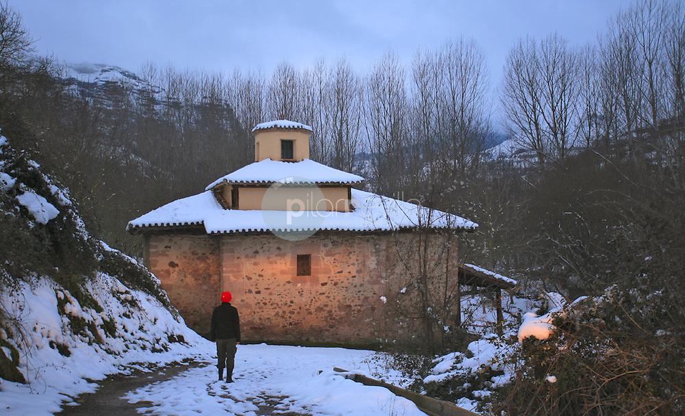 Iglesia de la Virgen de la Concepcion. Matute. La Rioja ©Daniel Acevedo / PILAR REVILLA