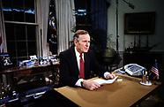 George HW Bush Dies At 94 - 01 Dec 2018