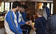 DESCRIZIONE : Folgaria ritiro nazionale italiana maschile - Allenamento<br /> GIOCATORE : Riccardo Moraschini<br /> CATEGORIA : nazionale maschile senior A <br /> GARA : Folgaria ritiro nazionale italiana maschile - Allenamento <br /> DATA : 02/07/2014 <br /> AUTORE : Agenzia Ciamillo-Castoria