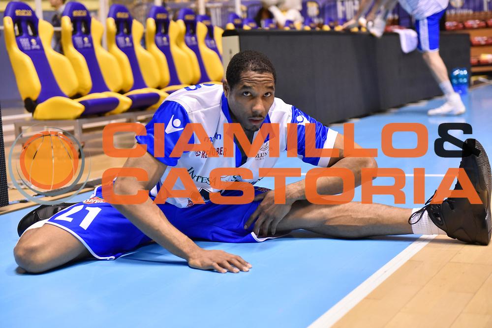 Darden Tremmell<br /> FIAT Torino - MIA-Red October Cantù<br /> Lega Basket Serie A 2016-2017<br /> Torino 26/03/2017<br /> Foto Ciamillo-Castoria/M.Matta