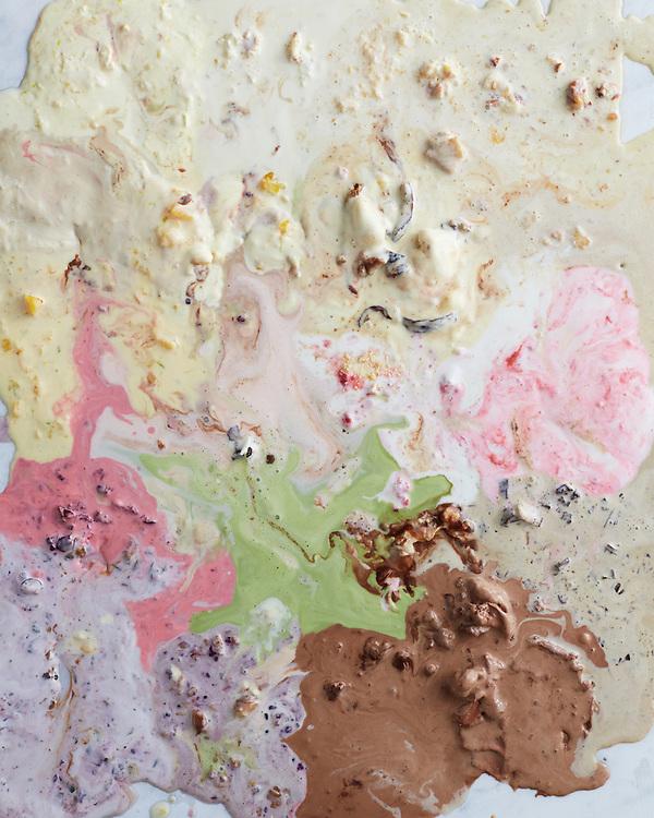 Ice Cream, Gelato, Yogurt