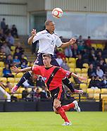 East Fife v Dundee 17.07.11