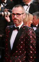 Rolf Snoeren at the the How to Train Your Dragon 2 gala screening red carpet at the 67th Cannes Film Festival France. Friday 16th May 2014 in Cannes Film Festival, France.