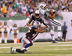 September 19, 2010: New England Patriots at New York Jets