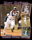 2014 OHara Baseball