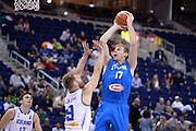 DESCRIZIONE : Berlino Eurobasket 2015 Islanda Italia<br /> GIOCATORE : Nicol&ograve; Melli<br /> CATEGORIA : tiro<br /> SQUADRA : Italia<br /> EVENTO : Eurobasket 2015<br /> GARA : Islanda Italia<br /> DATA : 06/09/2015<br /> SPORT : Pallacanestro<br /> AUTORE : Agenzia Ciamillo&shy;Castoria/M.Longo<br /> Galleria : Eurobasket 2015<br /> Fotonotizia : Berlino Eurobasket 2015 Islanda Italia