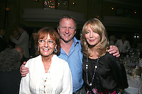 Audrey Hoare, Nick Jones and Kirsty Young