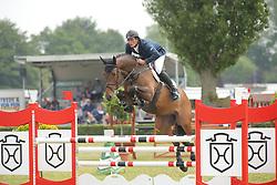 Erni, Andreas, Pingel<br /> Elmshorn - Holsteiner Pferdetage<br /> Springen Klasse M Finale 5j.<br /> © www.sportfotos-lafrentz.de/ Stefan Lafrentz
