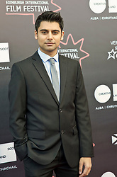 Premiere of Eaten by Lions directed by Jason Wingard at the Edinburgh International Film Festival<br /> <br /> Pictured: Antonio Aakeel
