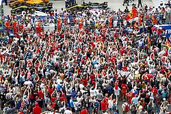 September 30, 2018 - Sochi, Russia - Motorsports: FIA Formula One World Championship 2018, Grand Prix of Russia, (Credit Image: © Hoch Zwei via ZUMA Wire)
