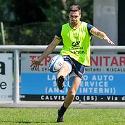 Calvisano 24/05/2018 <br /> Allenamento nazionale italiana di rugby<br /> Carlo Canna