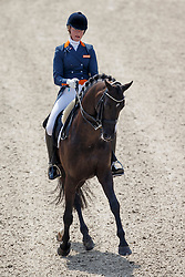 Nekeman Denise, (NED), Boston STH<br /> Equine MERC Young Riders Team Test<br /> Dutch Championship Dressage - Ermelo 2015<br /> © Hippo Foto - Dirk Caremans<br /> 17/07/15