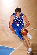 DESCRIZIONE : Bormio Torneo Internazionale Maschile Diego Gianatti Italia Israele <br /> GIOCATORE : Andrea Michelori <br /> SQUADRA : Nazionale Italia Uomini Italy <br /> EVENTO : Raduno Collegiale Nazionale Maschile <br /> GARA : Italia Israele Italy Israel <br /> DATA : 01/08/2008 <br /> CATEGORIA : Palleggio <br /> SPORT : Pallacanestro <br /> AUTORE : Agenzia Ciamillo-Castoria/S.Silvestri <br /> Galleria : Fip Nazionali 2008 <br /> Fotonotizia : Bormio Torneo Internazionale Maschile Diego Gianatti Italia Israele <br /> Predefinita :