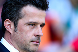 Everton manager Marco Silva - Mandatory by-line: Robbie Stephenson/JMP - 21/04/2019 - FOOTBALL - Goodison Park - Liverpool, England - Everton v Manchester United - Premier League