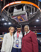 Read to the Final Four championship at NRG Stadium, April 1, 2016.
