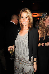 FAWN JAMES at the Tatler Little Black Book Party held at Tramp, 40 Jermyn Street, London on 3rd November 2010.