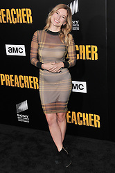 """Sugar-Lyn Beard arrives at AMC's """"Preacher"""" Season 2 Premiere Screening held at the Theater at the Ace Hotel in Los Angeles, CA on Tuesday, June 20, 2017.  (Photo By Sthanlee B. Mirador) *** Please Use Credit from Credit Field ***"""