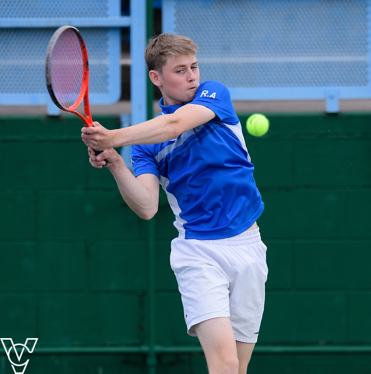 Team Tennis Schools National Championships Finals 2017 held at Nottingham Tennis Centre.  St Peter's RC High School<br /> <br /> Picture: Chris Vaughan Photography for the LTA<br /> Date: July 12, 2017