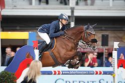Cancogni Daniele, (ITA), Eloisa del Castello <br /> 5 years of age<br /> FEI World Breeding Jumping Championships<br /> Lanaken 2015<br /> © Hippo Foto - Dirk Caremans<br /> 20/09/15