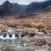 Fairy Pools, Skye