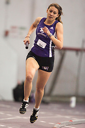London, Ontario ---11-01-22---   Courtney Long of the Western Mustangs competes at the 2011 Don Wright meet at the University of Western Ontario, January 22, 2011..GEOFF ROBINS/Mundo Sport Images.